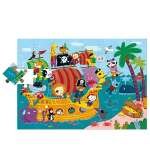 Ludattica Giant Puzzle The Pirate Ship | Massa Giocattoli