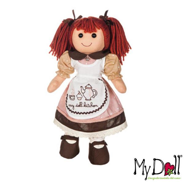 My Doll Rosa Pois My Kitchen