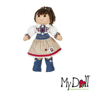 My Doll Best Friends Gonna Beje Stelline | Massa Giocattoli