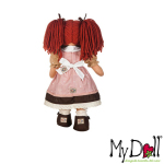 My Doll Rosa Pois My Kitchen | Massa Giocattoli