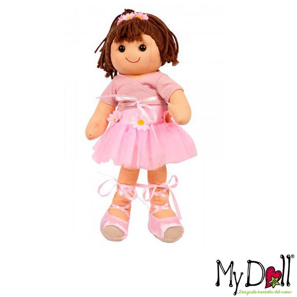 My Doll Bambola Ballerina Rosa | Massa Giocattoli