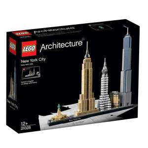 Lego Architecture 21028 New York City | Massa Giocattoli