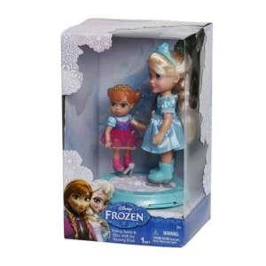 Elsa ed Anna Pista Pattinaggio Frozen | Massa Giocattoli