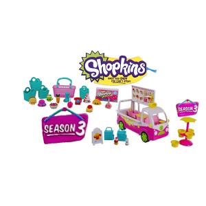 Shopkins Set 5 Pezzi | Massa Giocattoli