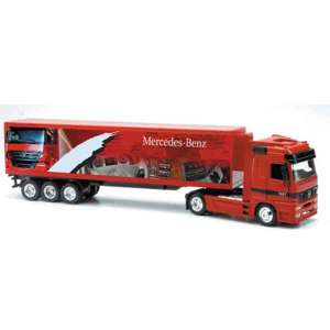 New Ray 1:43 Mercedes Benz Actros | Massa Giocattoli