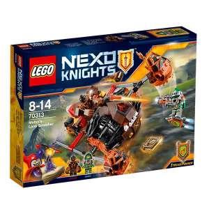 Lo Spaccalava Di Moltor Nexo Knights 70313 | Massa Giocattoli