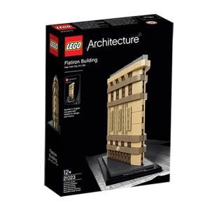 Lego Architecture Grattacielo Flatiron 21023 | Massa Giocattoli