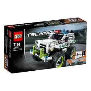 Lego Technic 42047 Intercettatore Della Polizia | Massa Giocattoli