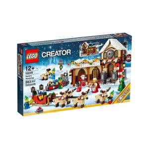 Bottega Di Babbo Natale Lego Creator 10245   Massa Giocattoli