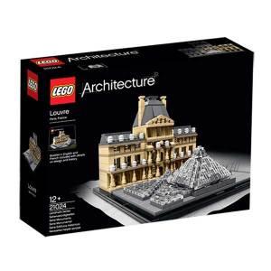 Lego Architecture Louvre 21024 | Massa Giocattoli