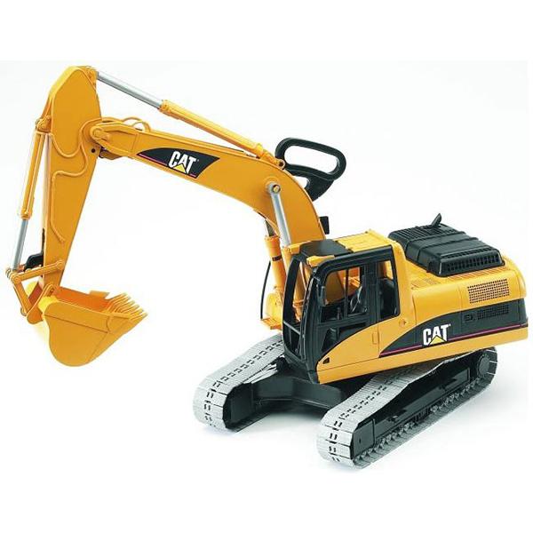 Escavatore Caterpillar Bruder