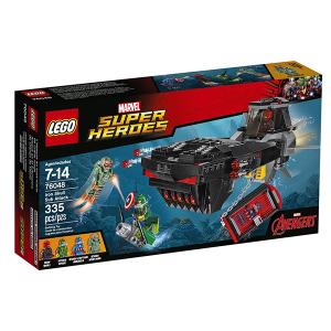 Lego Super Heroes 76048 Attacco sottomarino di Iron Skull | Massa Giocattoli