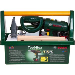 Bosch Tool Box Cassetta degli Attrezzi | Massa Giocattoli