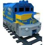 Power Trains Treno Merci Famosa | Massa Giocattoli