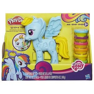 Rainbow Dash Play-Doh | Massa Giocattoli