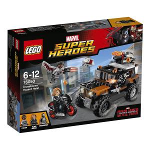 Lego 76050 L'audace rapina di Crossbones | Massa Giocattoli
