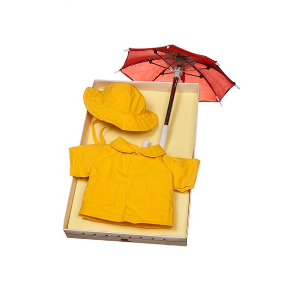 My Doll Set Pioggia 25 cm