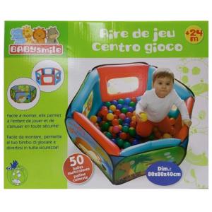 Centro Gioco Baby Smile | Massa Giocattoli