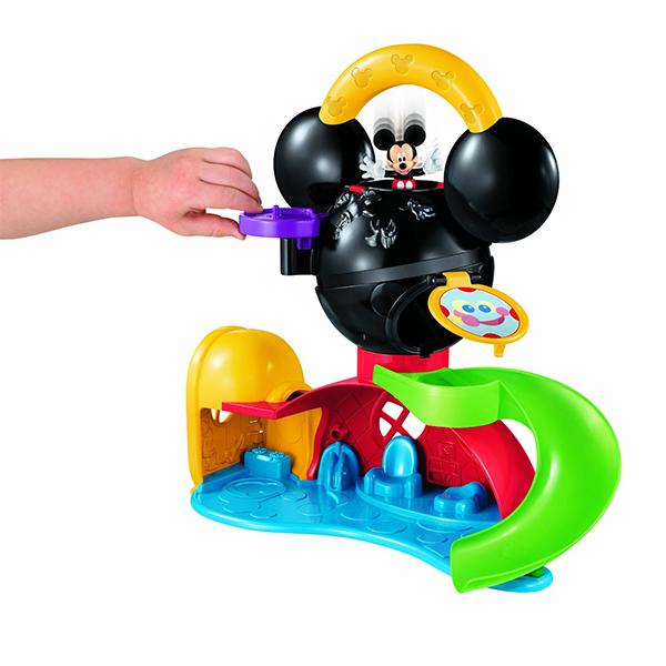 casa di topolino fisher price massa giocattoli. Black Bedroom Furniture Sets. Home Design Ideas
