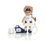 My Doll Kit Borsa, Racchetta e Scarpe da Tennis | Massa Giocattoli