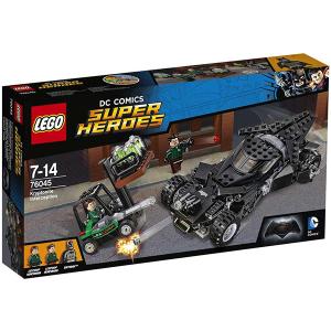 Lego Super Heroes 76045 L'intercettamento Della Kryptonite | Massa Giocattoli