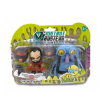 Mutant Busters Action Pack Resistenza | Massa Giocattoli