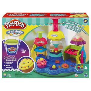 La Magica Pasticceria Play-Doh| Massa Giocattoli
