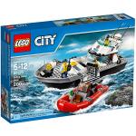 Lego City 60129 Motoscafo della Polizia