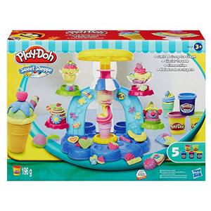 La bottega Dei Gelati Play-Doh| Massa Giocattoli