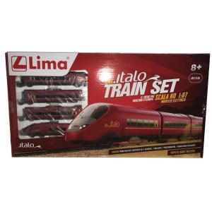 Lima Italo Train Set Elettrico | Massa Giocattoli