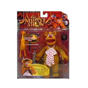The Muppet Show Fozzie Bear | Massa Giocattoli