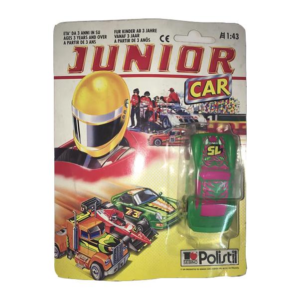 Polistil Auto Per Pista Junior Car