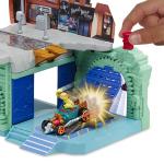 Tartarughe Ninja T-Machines Garage e Lair | Massa Giocattoli