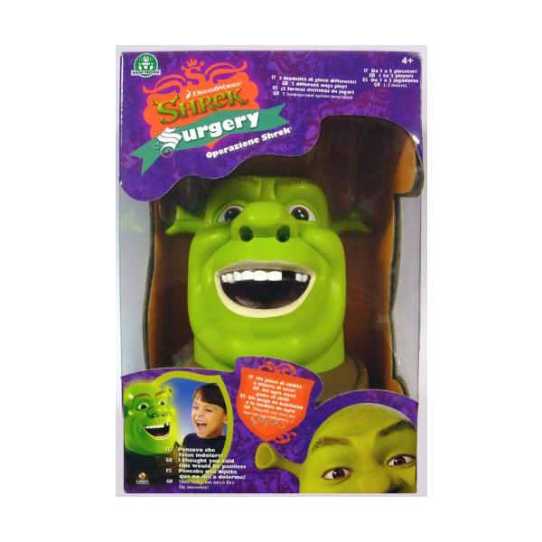 Shrek Surgery Operazione Shrek