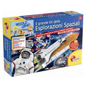 Il Grande Kit Delle Esplorazioni Spaziali Lisciani | Massa Giocattoli
