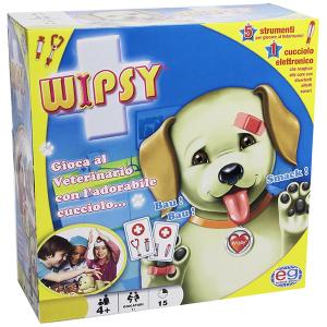 Wipsy Un Cagnolino Da Curare | Massa Giocattoli