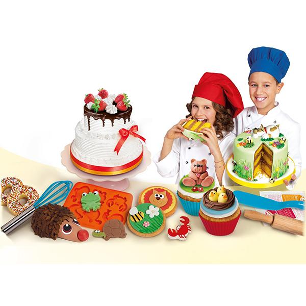 Cucina creativa l 39 arte delle torte clementoni massa for Arte delle torte clementoni