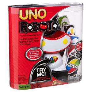 UNO Roboto Mattel | Massa Giocattoli