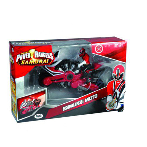 samurai moto power rangers massa giocattoli. Black Bedroom Furniture Sets. Home Design Ideas