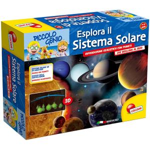 Esplora Il Sistema Solare Lisciani | Massa Giocattoli