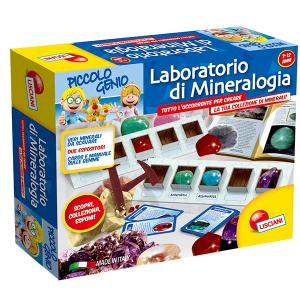 Piccolo Genio Laboratorio di Mineralogia | Massa Giocattoli