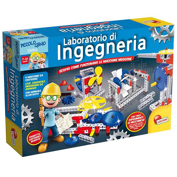 laboratorio di ingegneria. scopri come funzionano le macchine moderne