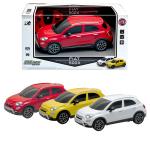 Fiat 500X Radiocomandata In Scala 1:18 | Massa Giocattoli