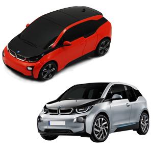 BMW i3 Radiocomandata Scala 1:14 Mondo Motors | Massa Giocattoli