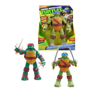 Tartarughe Teenage Mutant Ninja Turtles Giganti | Massa Giocattoli