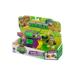 Turtles Mini Hero Veicolo Con Personaggio | Massa Giocattoli