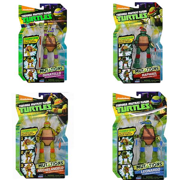Turtles Mutations Giochi Preziosi