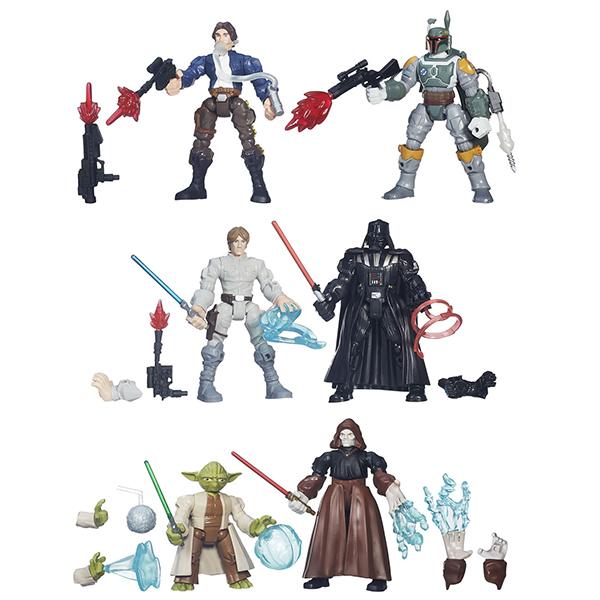 Star Wars Hero Mashers Battle Pack