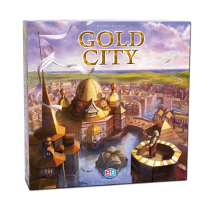 Gold City Editrice Giochi | Massa Giocattoli