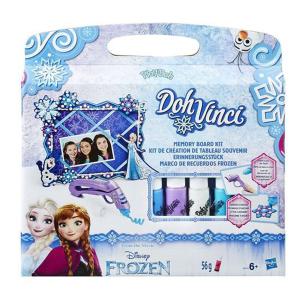 Cornici Di Frozen Doh Vinci| Massa Giocattoli